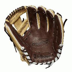 ield model; I-Web Double lacing at the base of the web Blonde/Dark Brown/White Pro Stock leather, p