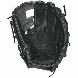 Infield Model H-Web Pro Stock Leather for a long lasting glove and a great break-i