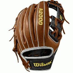 00 1799 SS - 12.75 Wilson A2000 1799 Super Skin Outfield Baseball Glove A2000 1799 Super Skin