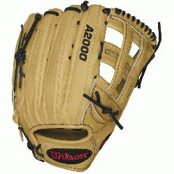 .75 Inch Pattern Colorway: Blonde  Black Red Dri-Lex Wrist Lining  Ultra-Breath