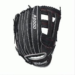 12.75 Wilson A2000 1799 Super Skin Outfield Baseball Glove A