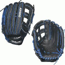SS Baseball Glove. 12.75 inch Outfield Model. Reinforced Dual