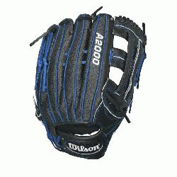 SS Baseball Glove. 12.75 inch Outfield Model. Reinforced Dual Post Web. Pro Stock Leather combin