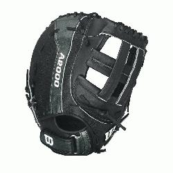 1st base Model Dual Post Web Pro Stock Leather combined with Supers