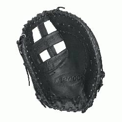 el 1st base Model Dual Post Web Pro Stock Leather combined with Superskin for a light, long l