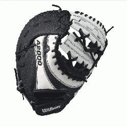 12 SS - 12 Wilson A2000 BM12 Super Skin 12 Fastpitch First Base Mitt A2000 B