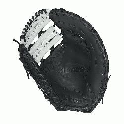 S - 12 Wilson A2000 BM12 Super Skin 12 Fastpitch First Base Mitt A2000 BM12 Super