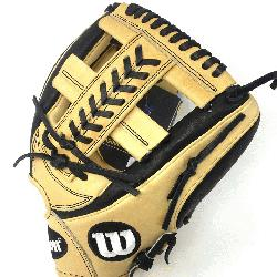 tom A2000 1785 features our most popular colorway, combining Black and Blonde Pro Stock leat