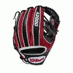 ted Pro Stock Leather returns to the Glove of the Month in this fiery A2000 1786SS design. With Bla