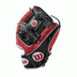 -printed Pro Stock Leather returns to the Glove of the M