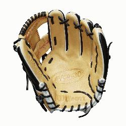 "most popular middle infield glove returns this month in this custom 11.5"" Blac"