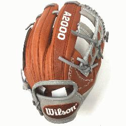 A2000 Baseball Glove of the month for May 2019. Single Post Web, grey laces, grey bind