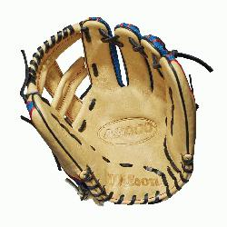 alk about a head-turner. This Blonde Pro Stock Leather-Blue SuperSkin custom A2000 1785 is
