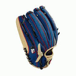 bout a head-turner. This Blonde Pro Stock Leather-Blue SuperSkin custom A2000 1785 is sure to c