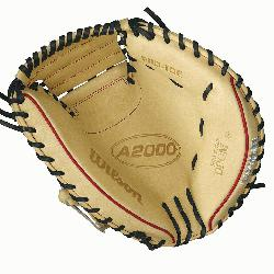 h Wilson A2000 CM33 Catchers Mitt. The all new 33 A2000