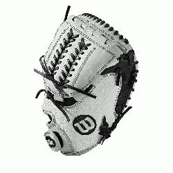 000 CM34 WS - 34 Wilson A2000 CM34 White Super Skin 34 Fastpitch Catcher