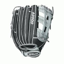 Pitch Softball Glove. The Wilson A2000 1275SS Fastpitch Softball Glove features a 12.75