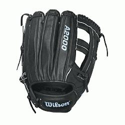 n A2000 Baseball Glove EL3 Game Model 11.75 inch. The Wilson A2000 puts unbeatable cra