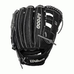 ith the Wilson A2000 G4 SS. This incredibly long lasting baseball glove was developed w