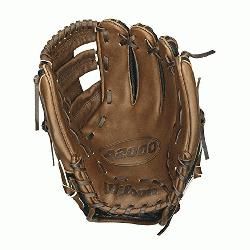 000 G5SS 11.75 inch Baseball Glove with Super skin. The Wilson A2000 G5SS features t
