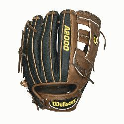 SS 11.75 inch Baseball Glove with Super skin. The Wilson A2000 G5S