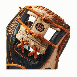 ose Altuve likes the feel of his 11.5 A2000. Like his game, it also has style. When