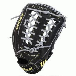 he Wilson A2000 KP92 Baseball Glove on and youll feel