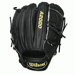 on Kershaw Baseball Glove classic B2 pattern. 2-Piece web a