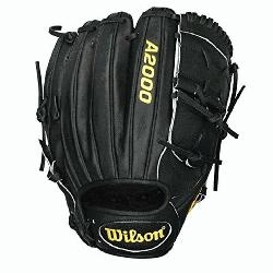 on Kershaw Baseball Glove classic B2 pattern. 2-Piece web and