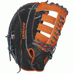 StockATM leather for a long-lasting glove and a great break-i