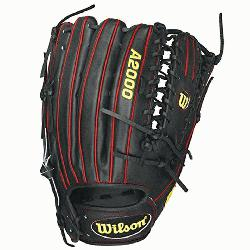Wilson A2000 Baseball Glove 12.75 inch Outfield Pattern. 12.75 in