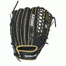 75 Wilson A2000 OT6 Super Skin Outfield Baseball GloveA2000 OT6 Super Skin 12.75 Outfield