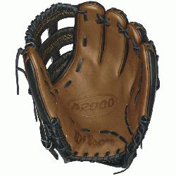 the diamond with the new A2000 PP05 Baseball Glov