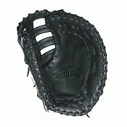 A2000 First Base Mitt Reinforced Single Post Web, double break design, mos