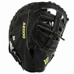 son A2000 First Base Mitt Reinforced Single Post Web, double break design, most popular m