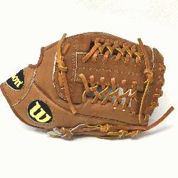 11.75 Pitcher Model Pro Laced T-Web Pro Stock(T