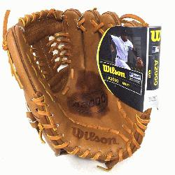 Palm. 11.75 Pitcher Model Pro Laced T-Web Pro Stock(TM) Leathe