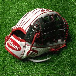 6 Used baseball glove right hand throw OT6 12.75 inch./p