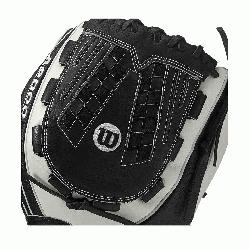 2.5 Wilson A2000 V125 Super Skin 12.5 Outfield Fastpitch GloveA2000 V125 12.5 Outfield Fa