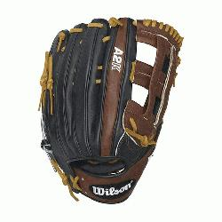 t extreme reach with Wilsons largest outfield model, the A2K 1799. At 12.75 inch, it is favo