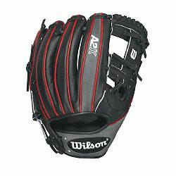 A2K Baseball Glove 1787 model 11.75 inch. 11.75 Inch Pattern Wilson Baseball Glove. 3X More