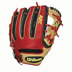 ndon Phillips Baseball Glove. 11.5 Inches.