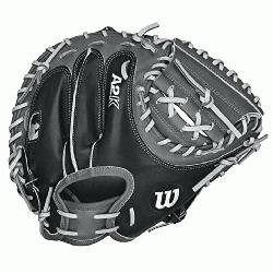 atchers Mitt Pudge 32.5 inch. The Wilson 32.5 Inch A2K 1791 Catchers Mitt features an extended p