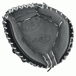 on A2K Catchers Mitt