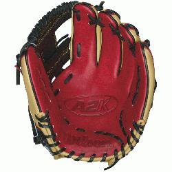 n A2k Baseball Glove Brandon Phillips glove model made a return trip to the Wil