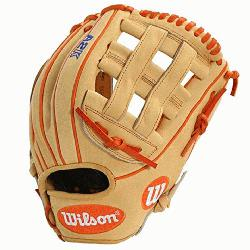 ilson A2K DW5 Game Model Baseball Glove 12