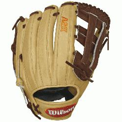 The A2K DW5 GM Baseball Glove plays big for a