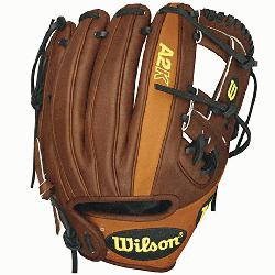 k Baseball glove for Dustin Pedrioa. H Web. Walnut leather fro