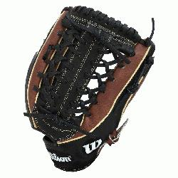 e field with Wilsons most popular outfield model, the KP92. Developed with MLB® legend Kirb