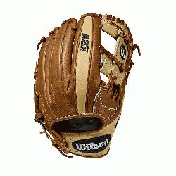Tan Pro Stock Select Leather, chosen for its consistency and flawless